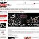 Startseite der neuen Homepage von Ducati Aprillia Kämna